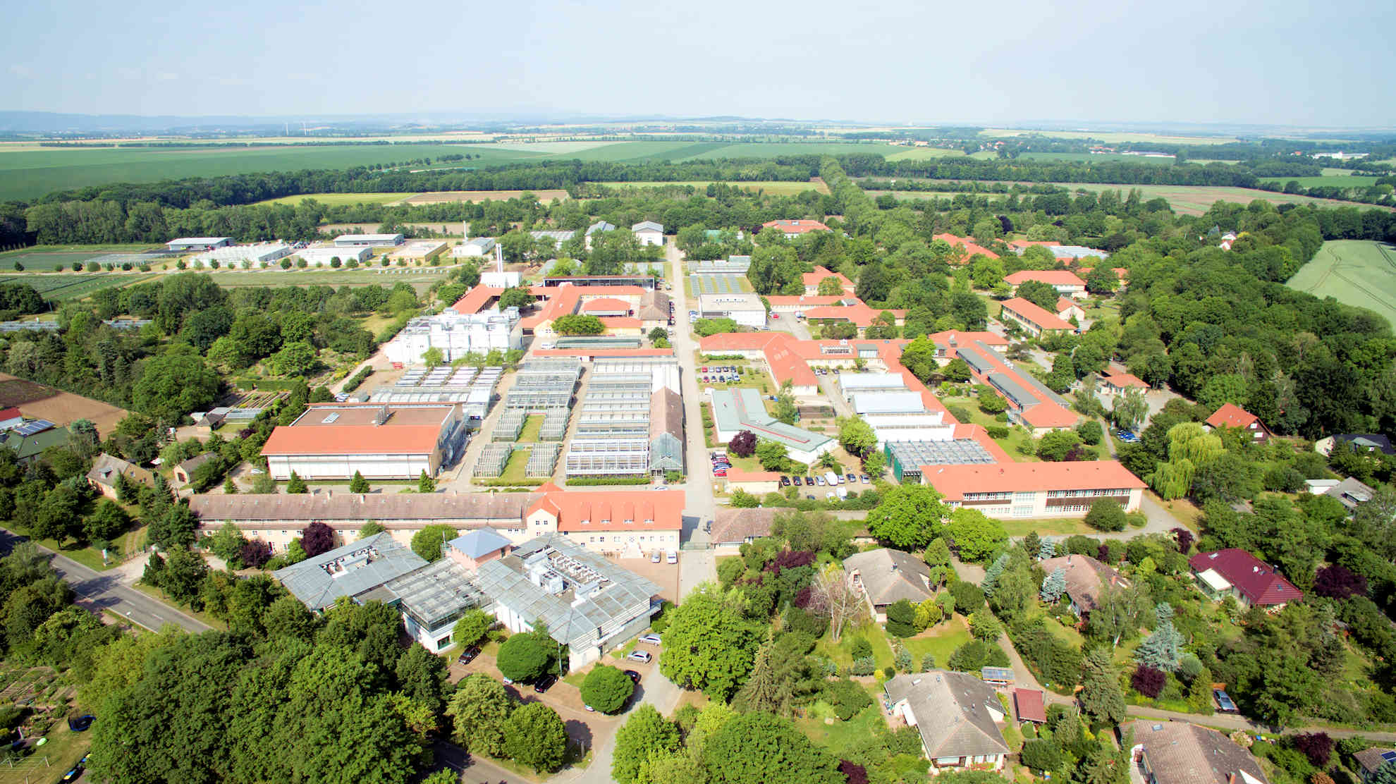 Photo Biotechnologie-Campus Gatersleben